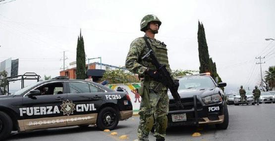 Meksika'da silahlı çatışma: 6 ölü