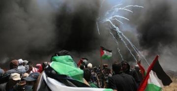 İsrail askerleri 19 Filistinliyi daha yaraladı