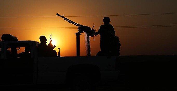 Deyrizor'da DEAŞ-YPG çatışması yeniden başladı